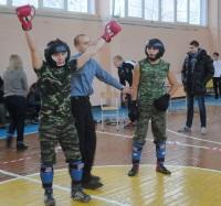 Соревнования по Рукопашному бою 23.11.2014