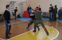 Соревнования по Рукопашному бою 04.12.2016
