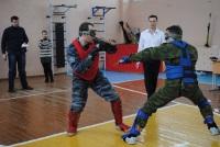 Соревнования по ножевому бою 04.03.2017