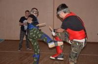 Соревнования по ножевому бою 17.12.2017
