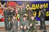 Фестивале , посвященный 70 – летию Победы в ВОВ
