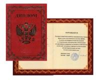 Диплом от Межрегиональной общественной организации Ветеранов боевых действий «ВОИН»