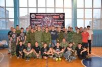 """Ножевой бой"""" Клинок 2014"""" Оренбург 30.11.2014"""