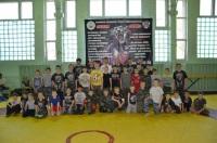 Рукопашный бой Оренбург 11.05.2014 младшая груп