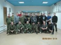 ножевой бой 29.03. 2014 в Воронеже