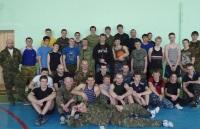 Регбол 17.03.2013 Оренбург
